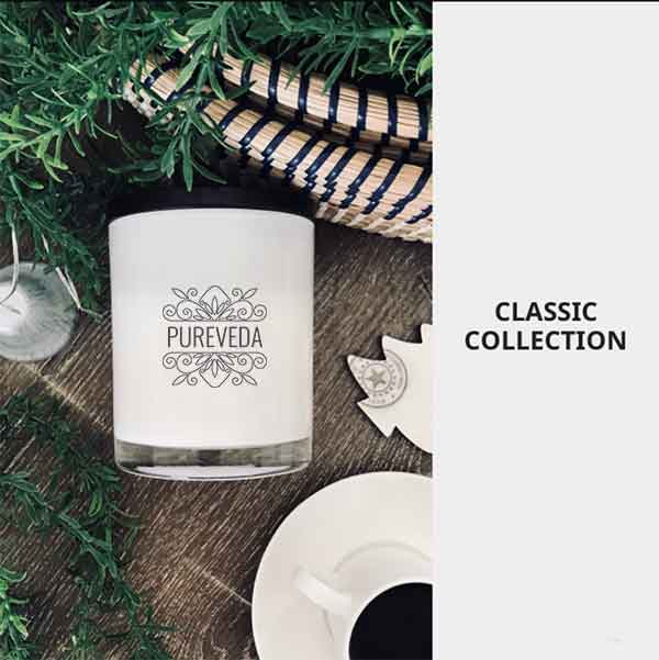 Classic Collection Pureveda Home Fragrance