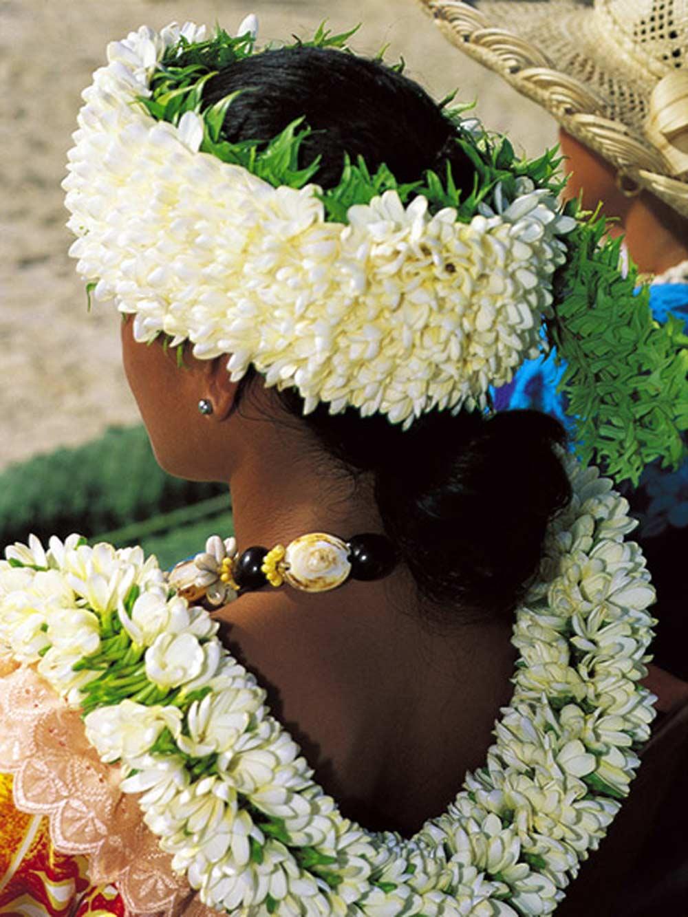 Tahitian Gardenia Monoi Tiare Pureveda